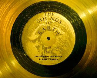 voyager satellite golden record