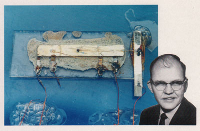jack kilby the inventor of microchip Jack kilby went on to pioneer military, industrial, and commercial applications of microchip technology ieee global history network - jack kilby: biography.