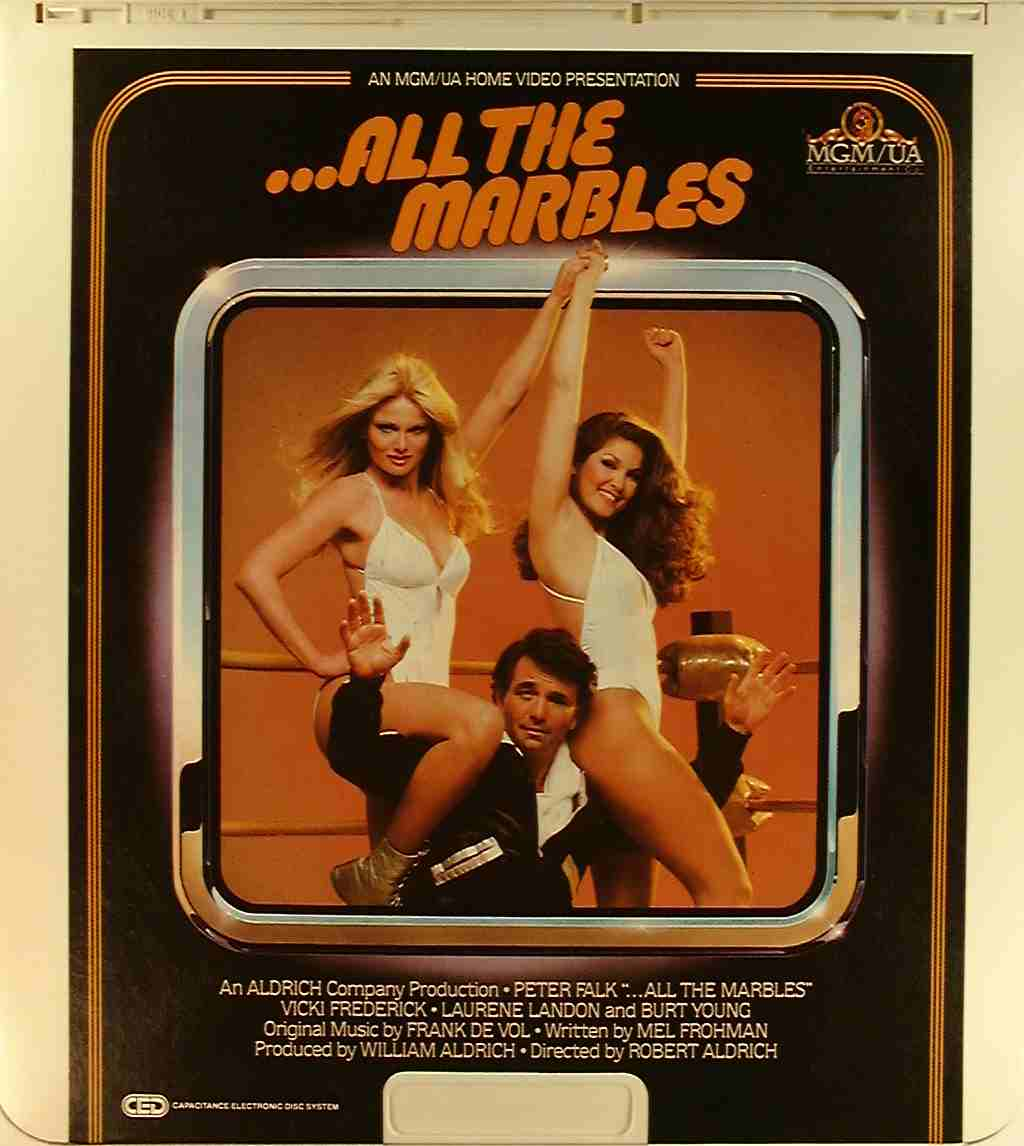 All The Marbles : All the marbles movie