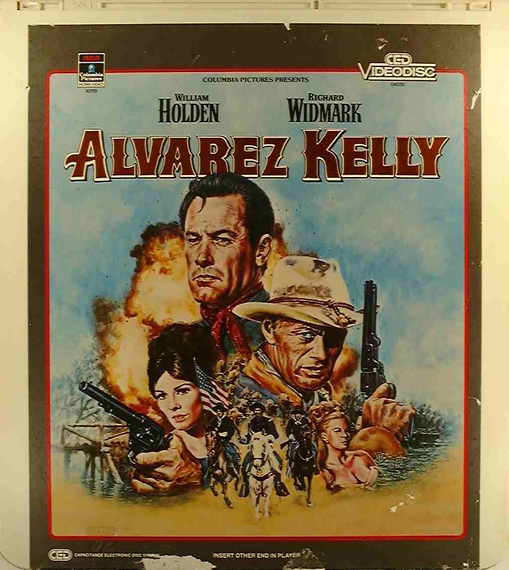 Alvarez Kelly affiche
