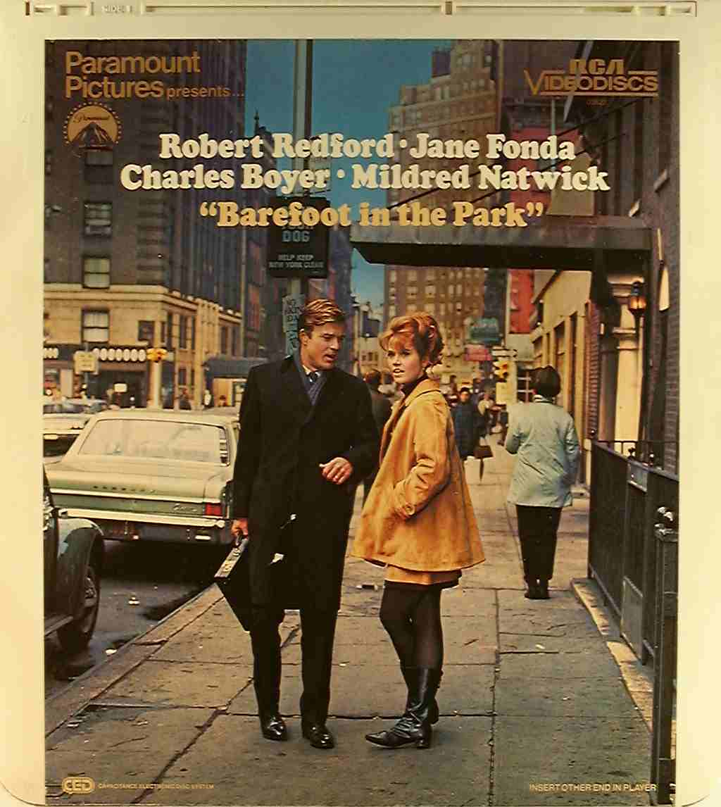 barefoot in the park movie - photo #11