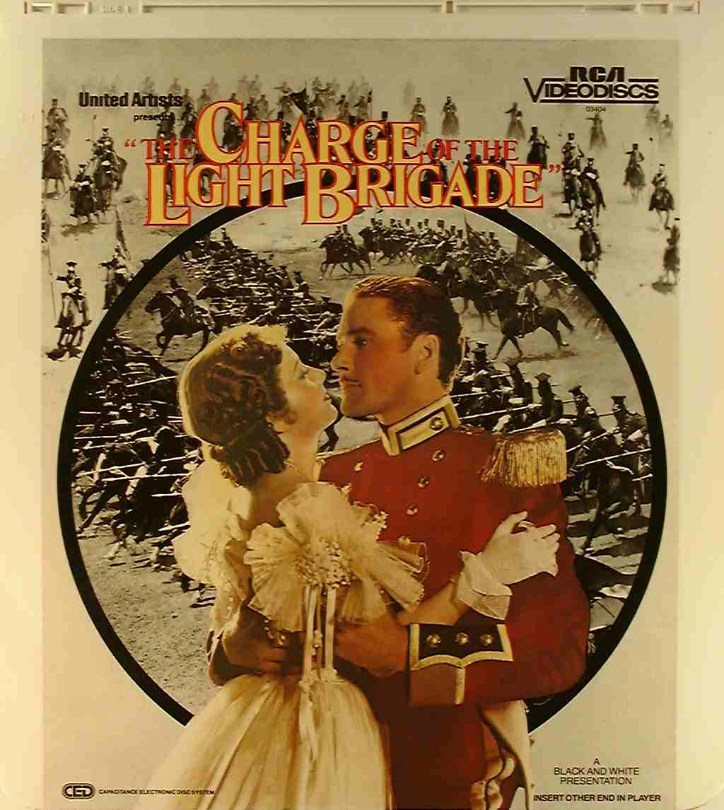 Charge Of The Light Brigade The Rca 76476034047 U