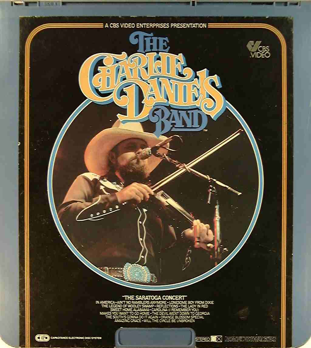 The Charlie Daniels Band A Decade Of Hits