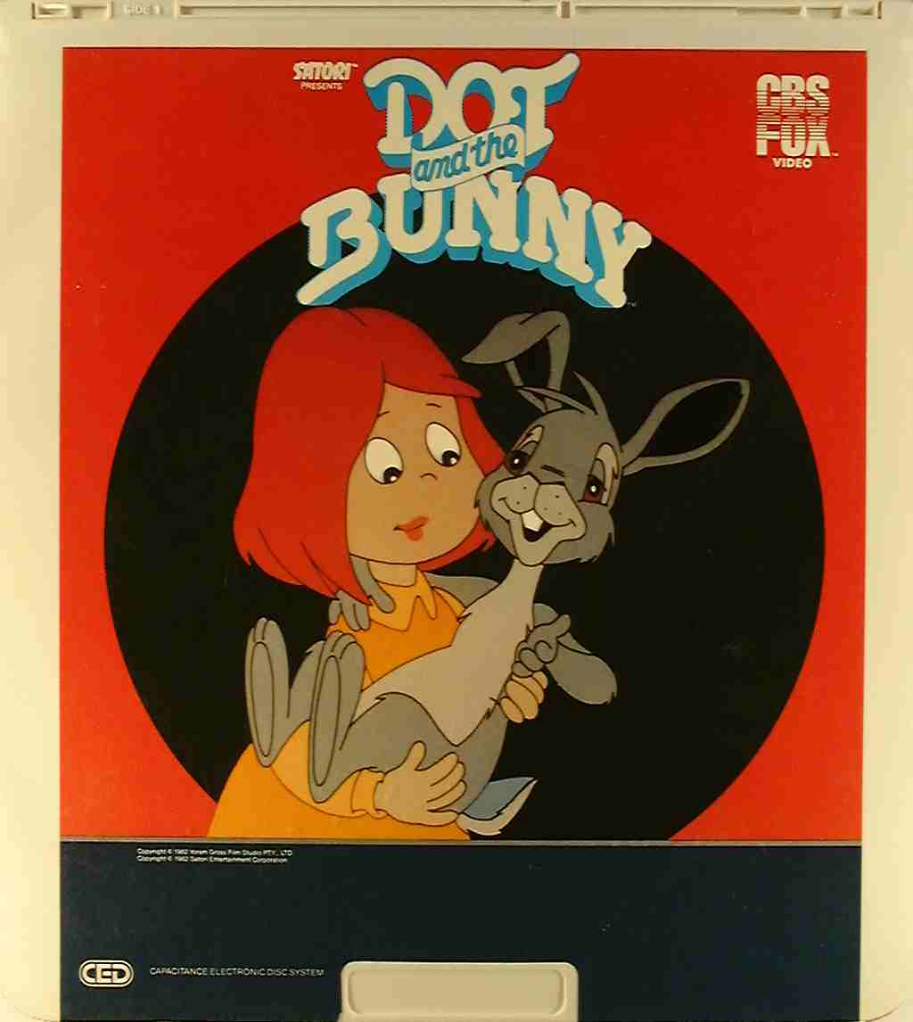 Dot And The Bunny 24543629696 R Side 1 Ced Title