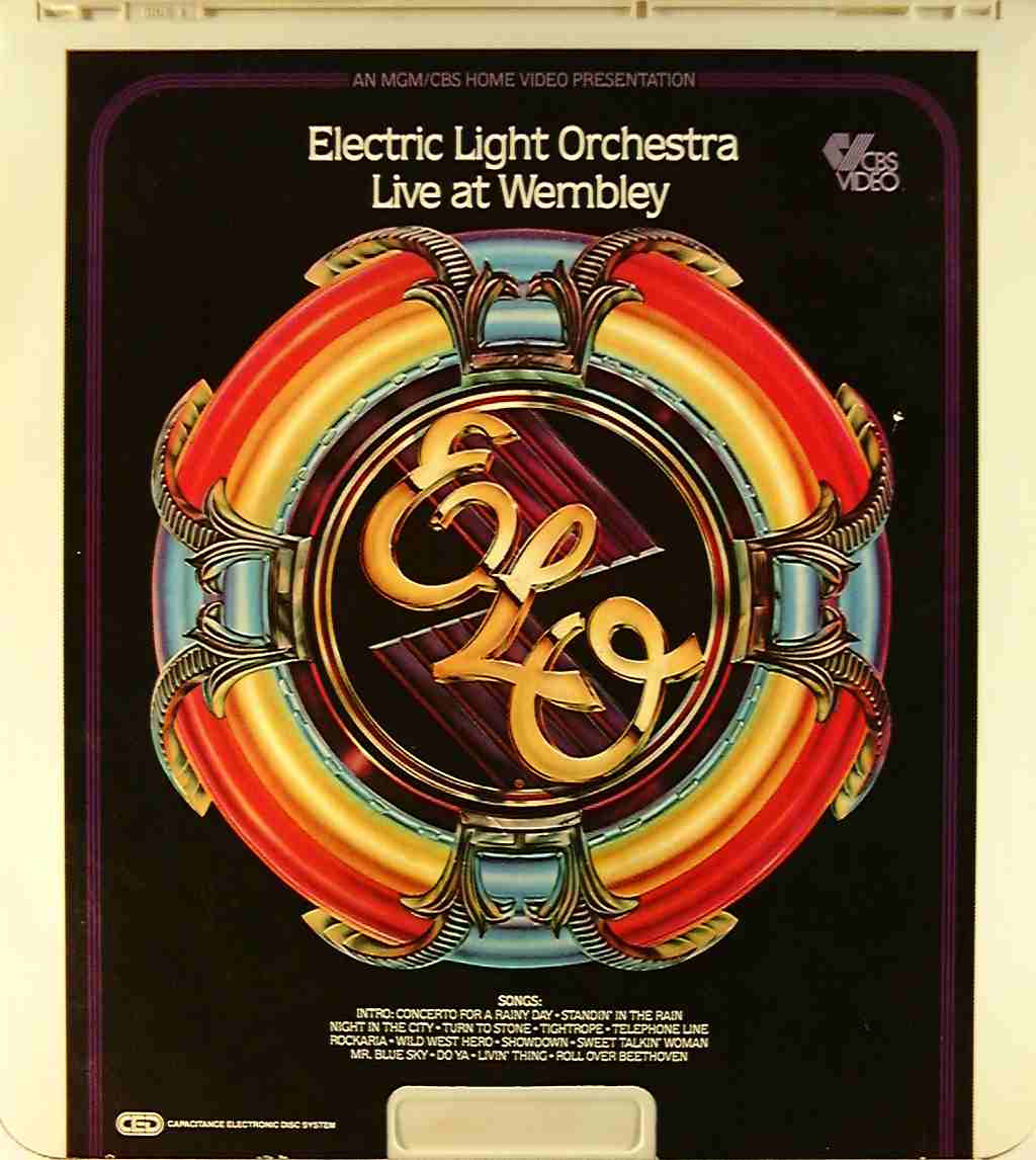 Electric Light Orchestra The Electric Light Orchestra E.L.O. II - A New World Record