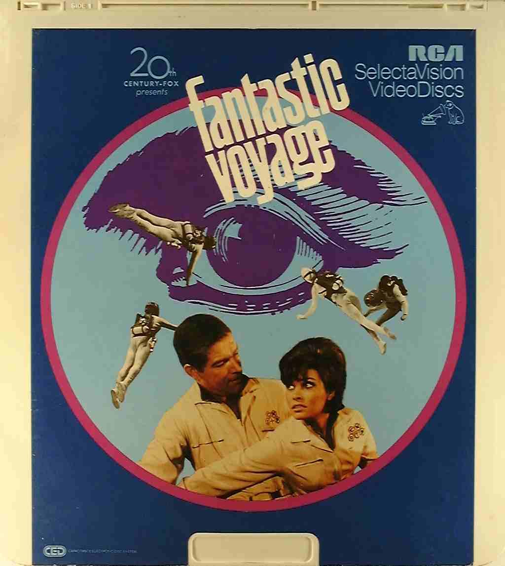 fantastic voyage movie