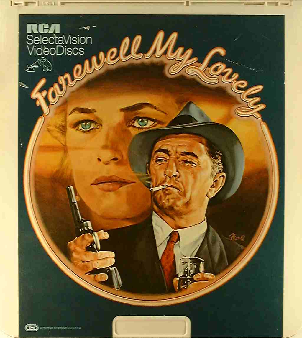Farewell My Lovely {76476005054} C - Side 1 - CED Title