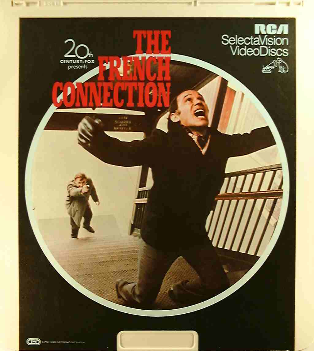 French Connection, The [RCA] {76476001032} C - Side 1 ...