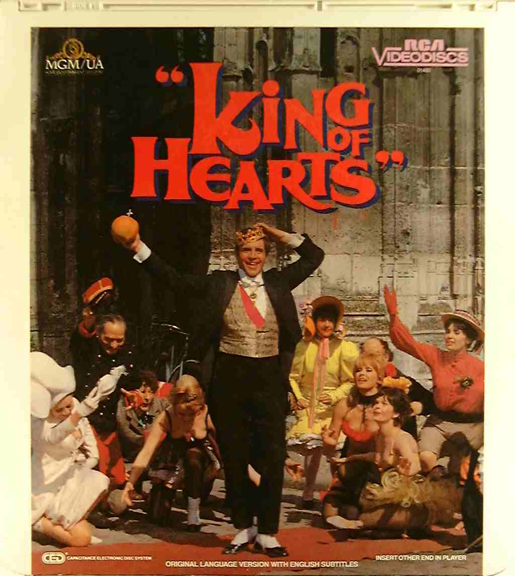 King of hearts movie review