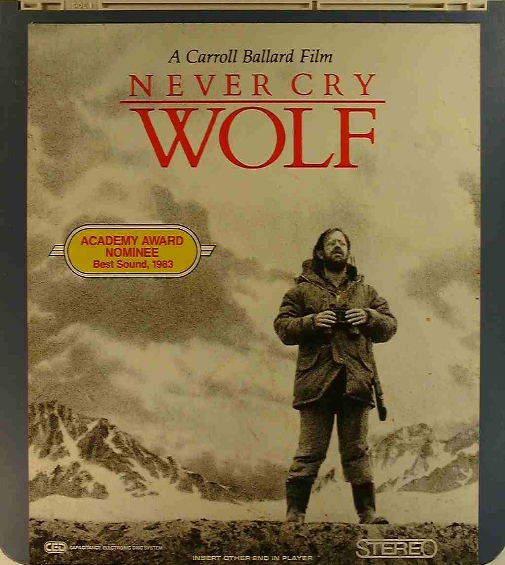 Never cry wolf movie essay