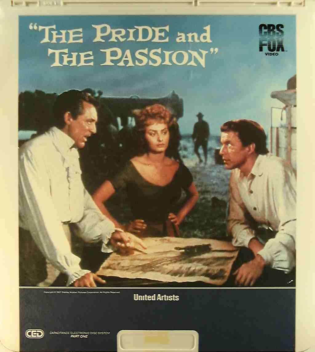 Pride And Passion Movie