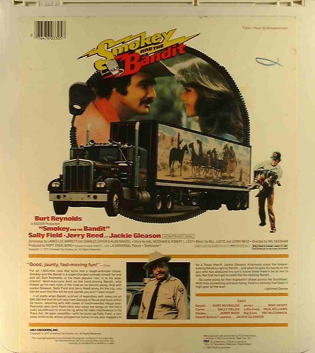 smokey and the bandit song download